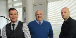 3 chrirgiens orthopédistes avant le depart de D Briand